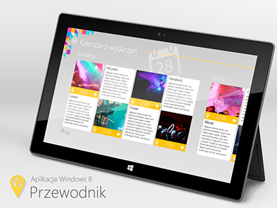 Windows8 App Design